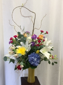 Happy Anniversay, Honey!! arrangement - $150.00