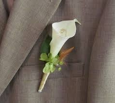 Next Chapter Boutonniere - $25.00
