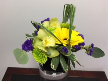 Forever Caring Flower arrangement - $45.00