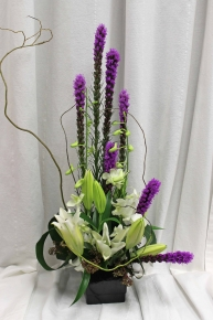 Adorable Floral Design - $75.00
