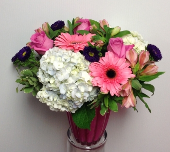 Together Forever FLoral arrangement - $100.00