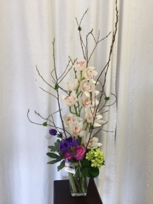 You are SO AMAZING!! flower arrangement - $125.00